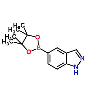 862723-42-0 5-(4,4,5,5-tetramethyl-1,3,2-dioxaborolan-2-yl)-1H-indazole
