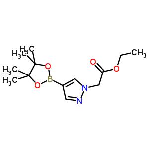 864754-16-5 ethyl [4-(4,4,5,5-tetramethyl-1,3,2-dioxaborolan-2-yl)-1H-pyrazol-1-yl]acetate