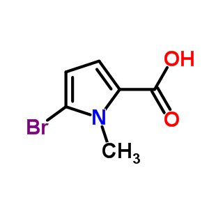 865186-82-9 5-bromo-1-methyl-1H-pyrrole-2-carboxylic acid