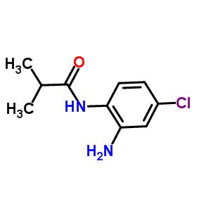 86569-49-5 N-(2-amino-4-chlorophenyl)-2-methylpropanamide