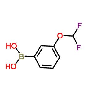 866607-09-2 [3-(difluoromethoxy)phenyl]boronic acid