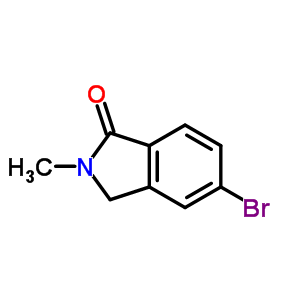 868066-91-5 5-bromo-2-methyl-2,3-dihydro-1H-isoindol-1-one
