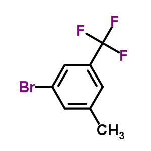 3-溴-5-甲基三氟甲苯 86845-28-5