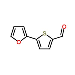 868755-64-0 5-(furan-2-yl)thiophene-2-carbaldehyde