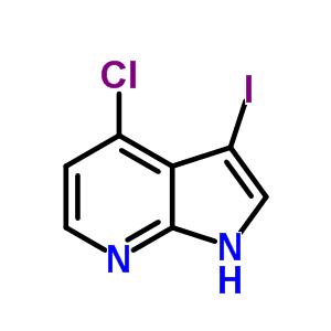 869335-73-9 4-Chloro-3-iodo-1H-pyrrolo[2,3-b]pyridine