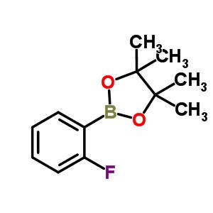 876062-39-4 2-(2-fluorophenyl)-4,4,5,5-tetramethyl-1,3,2-dioxaborolane