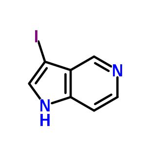 877060-47-4 3-iodo-1H-pyrrolo[3,2-c]pyridine