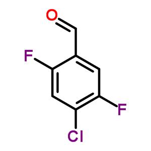 879093-02-4 4-chloro-2,5-difluorobenzaldehyde