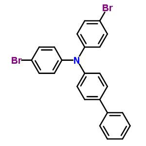 4,4'-二溴-4''-苯基三苯胺 884530-69-2