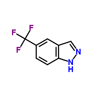 885271-64-7 5-(trifluoromethyl)-1H-indazole