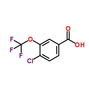 886500-50-1 4-chloro-3-(trifluoromethoxy)benzoic acid