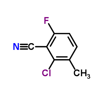 886500-98-7 2-chloro-6-fluoro-3-methylbenzonitrile
