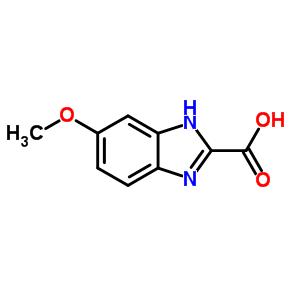 887572-60-3 6-methoxy-1H-benzimidazole-2-carboxylic acid