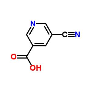 887579-62-6 5-cyanopyridine-3-carboxylic acid
