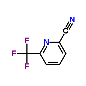 887583-52-0 6-(trifluoromethyl)pyridine-2-carbonitrile