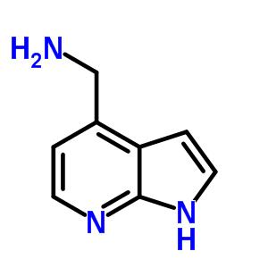 4-氨甲基-7-氮杂吲哚 888498-07-5