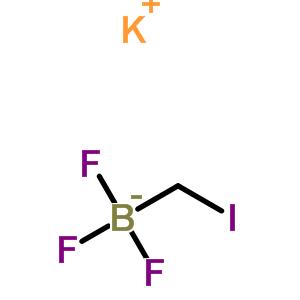 888711-47-5 Potassium trifluoro(iodomethyl)borate(1-)