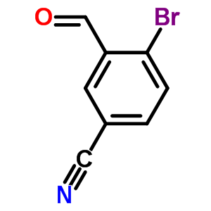 89003-95-2 4-bromo-3-formylbenzonitrile