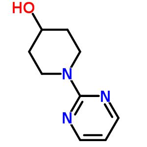 893755-98-1 1-pyrimidin-2-ylpiperidin-4-ol