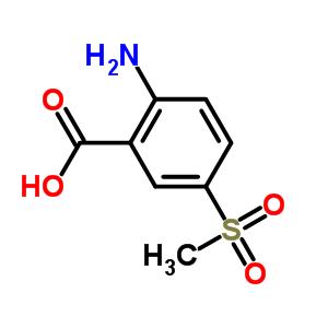 90222-79-0 2-amino-5-(methylsulfonyl)benzoic acid