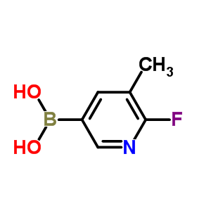 904326-92-7 (6-Fluoro-5-methylpyridin-3-yl)boronic acid