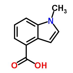 90924-06-4 1-methyl-1H-indole-4-carboxylic acid
