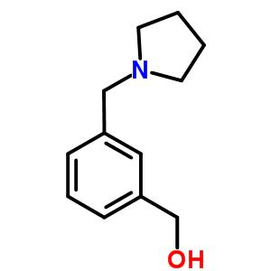 91271-59-9 [3-(pyrrolidin-1-ylmethyl)phenyl]methanol