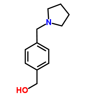 91271-60-2 [4-(pyrrolidin-1-ylmethyl)phenyl]methanol