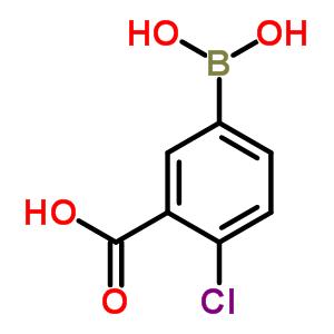 913835-32-2 2-chloro-5-(dihydroxyboranyl)benzoic acid