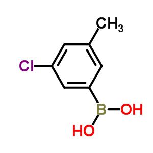 913836-14-3 (3-chloro-5-methylphenyl)boronic acid