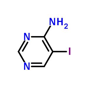 91416-96-5 5-iodopyrimidin-4-amine