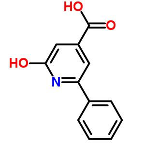 91493-43-5 2-hydroxy-6-phenylpyridine-4-carboxylic acid