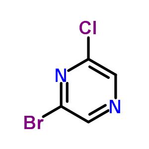 916791-07-6 2-bromo-6-chloropyrazine