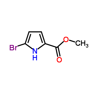 934-07-6 Methyl 5-bromo-1H-pyrrole-2-carboxylate