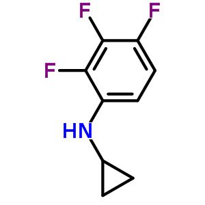 94242-49-6 N-cyclopropyl-2,3,4-trifluoroaniline