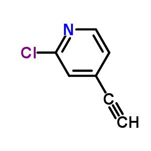 945717-09-9 2-chloro-4-ethynylpyridine