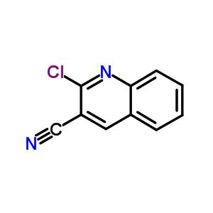 2-chloroquinoline-3-carbonitrile 95104-21-5