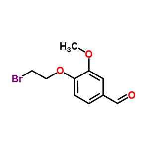 99070-23-2 4-(2-bromoethoxy)-3-methoxybenzaldehyde