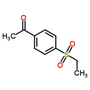 99186-50-2 1-[4-(ethylsulfonyl)phenyl]ethanone