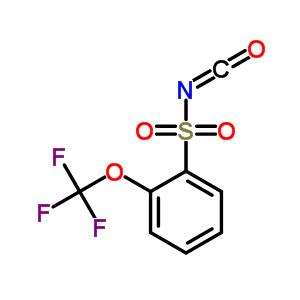 邻三氟甲氧基苯磺酰异氰酸酯 99722-81-3