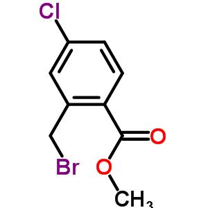 2-溴甲基-4-氯苯甲酸甲酯 145908-29-8