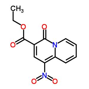 1556-30-5 ethyl 1-nitro-4-oxo-4H-quinolizine-3-carboxylate