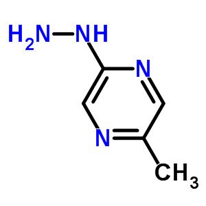 165124-42-5 2-hydrazino-5-methylpyrazine