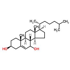 16840-37-2 (3beta)-cholest-5-ene-3,7-diol