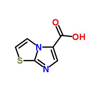 17782-81-9 imidazo[2,1-b][1,3]thiazole-5-carboxylic acid