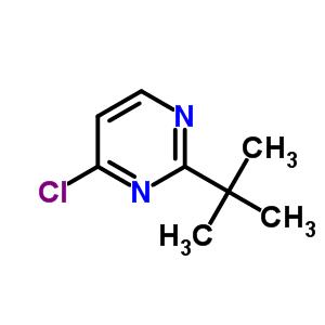 18436-67-4 2-tert-butyl-4-chloro-pyrimidine