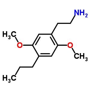 207740-22-5 2-(2,5-dimethoxy-4-propyl-phenyl)ethanamine