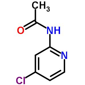 245056-66-0 N-(4-chloropyridin-2-yl)acetamide