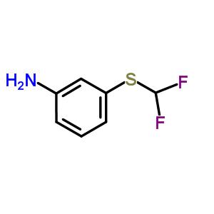 3-(Difluoromethylthio)aniline 24933-59-3