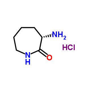 26081-07-2;99560-25-5 (3S)-3-aminoazepan-2-one hydrochloride